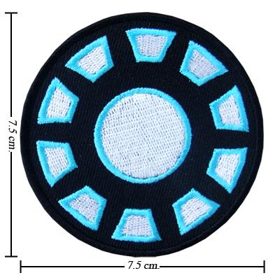 Iron Man Arc Reactor Logo iron man iron arc reactor style1